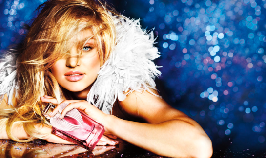 "Victoria's Secret Introduces ""Angel"" the New Fragrance"