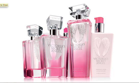 Victoria's Secret Introduces New Fragrance
